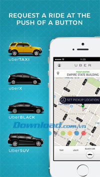Uber for iOS