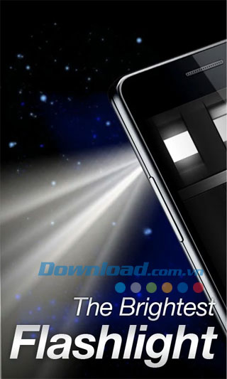 Intellectual Flame Flashlight for Android