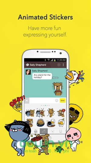 KakaoTalk for Android