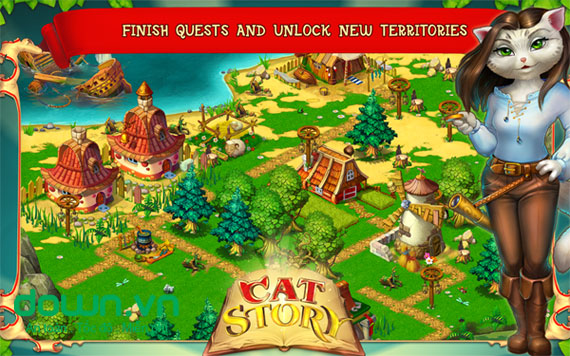 Cat Story cho Android
