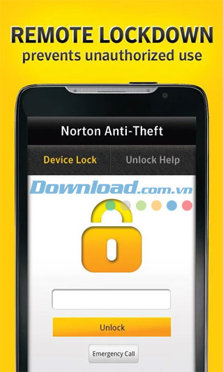 Norton Anti-Theft Plugin For  Android