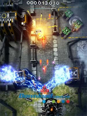 Sky Force 2014 cho Android