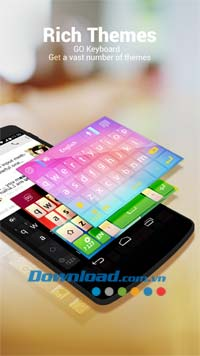 GO Keyboard cho Android