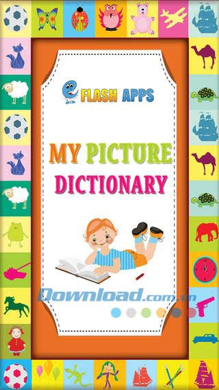 Kids Picture Dictionary cho iOS