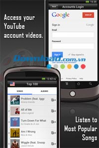 Video Tube - YouTube Player cho Android