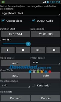 Media Converter cho Android