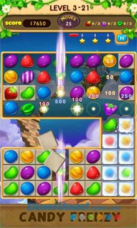 Candy Frenzy cho Android