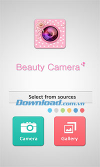 Beauty Camera cho Android