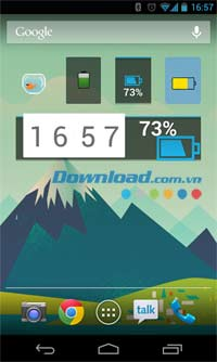 Beautiful Widgets Free cho Android