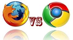 Các phím gõ tắt trên trình duyệt Chrome, Firefox