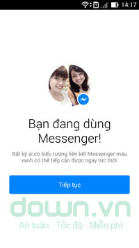 Facebook Messenger for Android