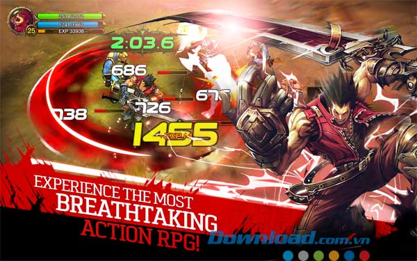 Kritika: Chaos Unleashed cho Android