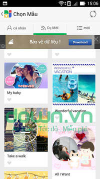 Photo Grid for Android