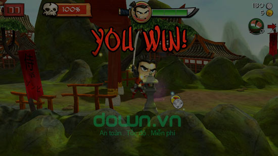 Samurai vs Zombies Defense for Android