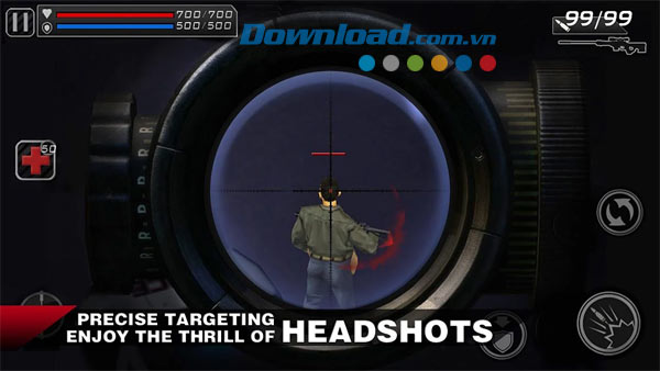 Death Shooter 3D cho Android