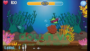 Hungry Fish cho Android