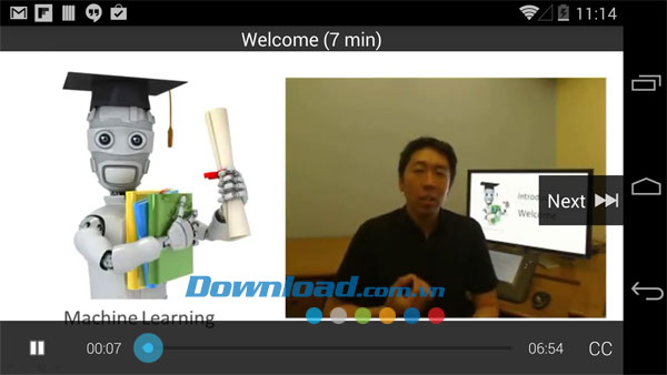 Coursera cho Android