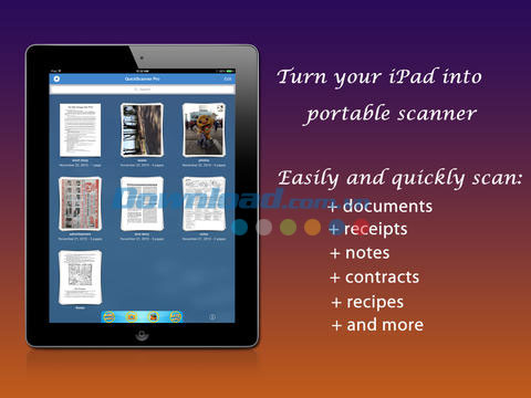 Quick PDF Scanner cho iOS