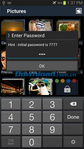 Secure Gallery (Pic/Video Lock) cho Android