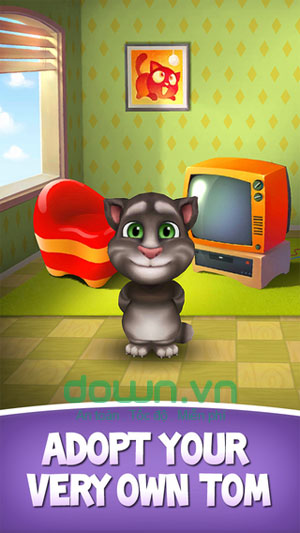 My Talking Tom for iOS