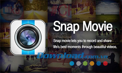 SnapMovie (Road Movie Maker) cho Android
