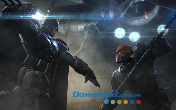 Batman Arkham Origins cho Android