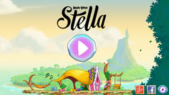 Mẹo hay chinh phục Angry Birds Stella