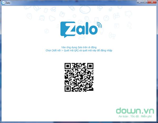 Cài đặt Zalo cho Windows