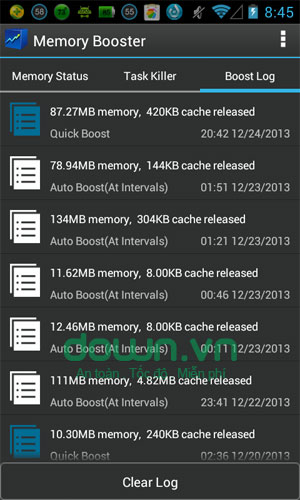 Memory Booster - RAM Optimizer cho Android