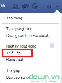 go bo ung dung Facebook 1 Cách gỡ bỏ các ứng dụng trên Facebook