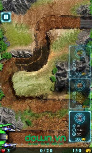 Thủ thành - game chiến thuật