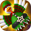 Chicken Invaders 4 Christmas cho iOS