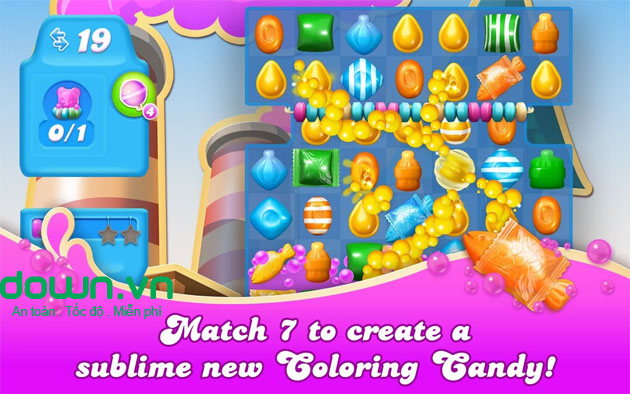 Candy Crush Soda Saga cho Android