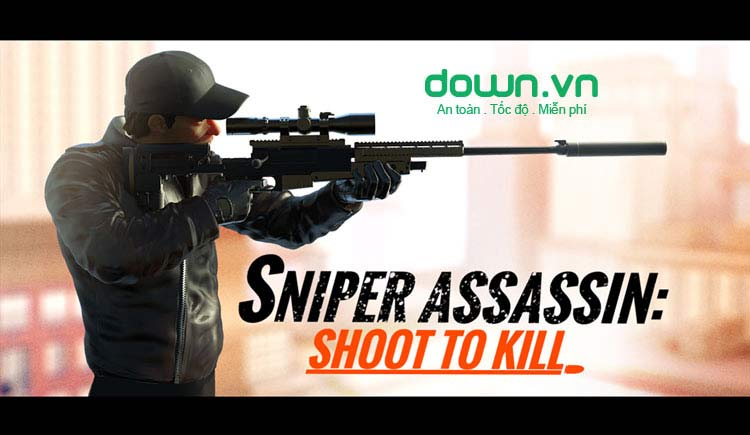Sniper 3D Assassin: Shoot to Kill cho iOS