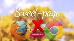 Cách gỡ bỏ sweet-page.com khỏi trình duyệt Chrome và Firefox