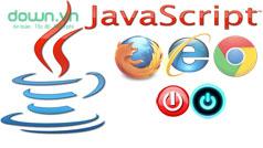 Cách bật và tắt JavaScript trong các trình duyệt IE, Firefox, Chrome