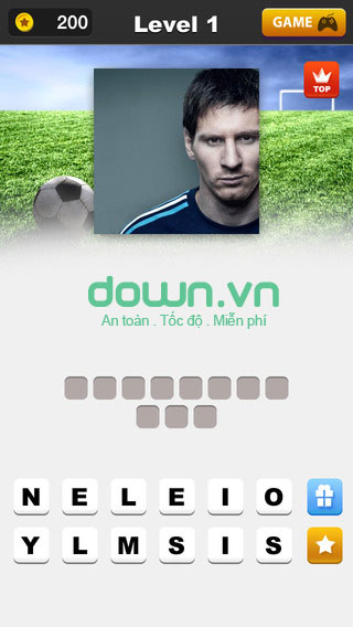 Football Quiz cho iOS