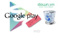Hướng dẫn xóa lịch sử tìm kiếm trong Google Play
