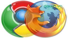 Hướng dẫn kiểm tra phiên bản hiện tại của trình duyệt Chrome và Firefox