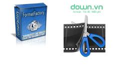 Hướng dẫn cắt  video bằng format factory