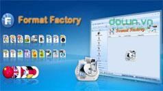 Hướng dẫn nối video bằng Format Factory