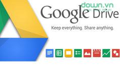 Tạo biểu mẫu bằng Google Drive