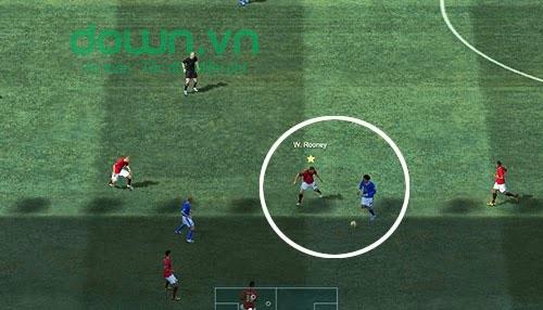 Cách kèm người hiệu quả nhất trong fifa online 3