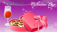 Hướng dẫn làm thiệp valentine trực tuyến