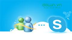 Skype không nhận được tin nhắn trong nhóm chat