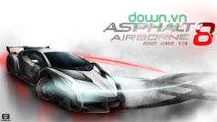 Các chế độ đua trong game đua xe Asphalt 8: Airborne