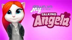 Hướng dẫn chơi My Talking Angela