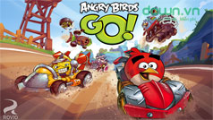 Mẹo hay chơi game Angry Birds Go