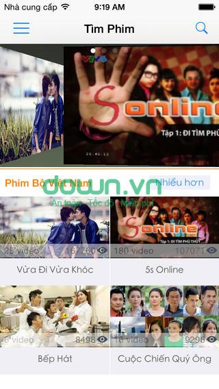 Tải Xem Phim HD for iPad 2.4 - Ứng dụng xem phim chuẩn HD