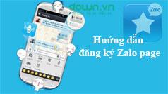 Hướng dẫn tạo page trên Zalo nhanh nhất